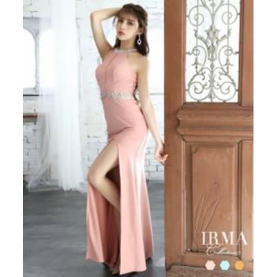 IRMA ドレス イルマ キャバドレス ナイトドレス ロングドレス 全3色 9号 M 91759 クラブ スナック キャバクラ パーティードレス