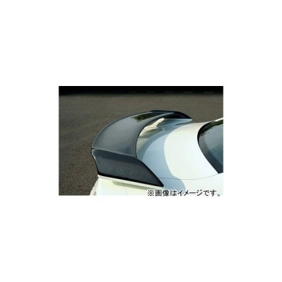 アブフラッグ リアスポイラー for Stock mount(CFRP) UVカットクリア 塗装済 ニッサン GT-R C/DBA-R35 VR38DETT 2007年12月〜2010年09月