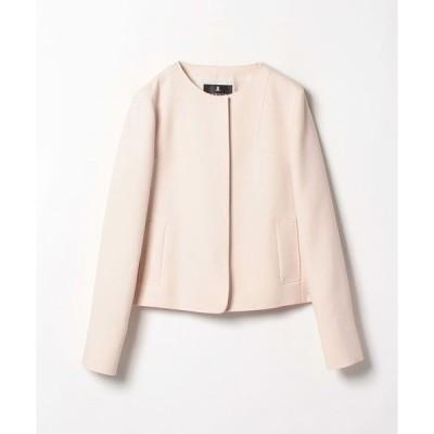 LANVIN COLLECTION(Wear) / ノーカラージャケット