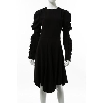 クロエ Chloe ワンピース ドレス 長袖 レディース CHC18WRO99137 ブラック
