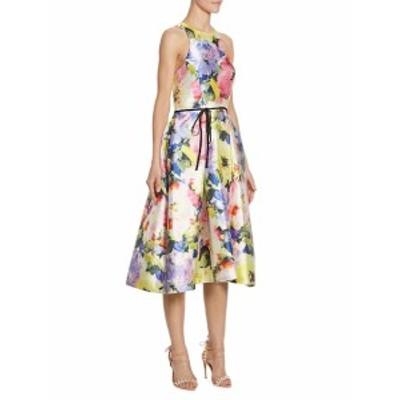 モニークリュエリエ レディース ワンピース Floral Printed Dress