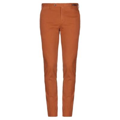 PT Torino パンツ 赤茶色 48 コットン 98% / ポリウレタン 2% パンツ