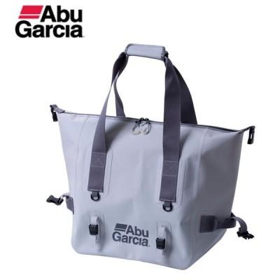 アブ ガルシア 防水2Way ダッフルトート ホワイト / トートバッグ (セール対象商品)