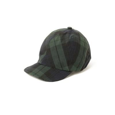 帽子 キャップ SUBLIME × B:MING by BEAMS / 別注 チェック キャップ