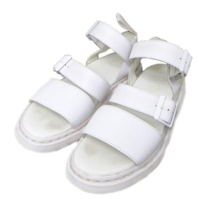 Dr.Martens ストラップサンダル ホワイト サイズ:41 (渋谷神南店) 201029