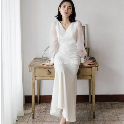 海外旅行 前撮り リゾートドレス ウエディングドレス 二次会 花嫁ドレス ウエディングドレス 二次会ドレス 二次会 花嫁 ドレス 前撮りxyjx01