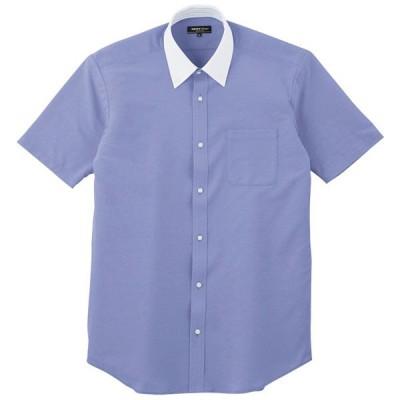 コーコス Z半袖シャツ ネイビー 5L ※取寄品 37