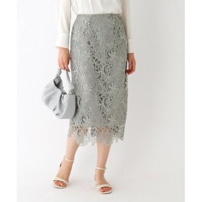 AG by aquagirl / フラワーレースタイトスカート WOMEN スカート > スカート