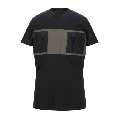 YES LONDON T シャツ ブラック S コットン 100% / ポリエステル T シャツ