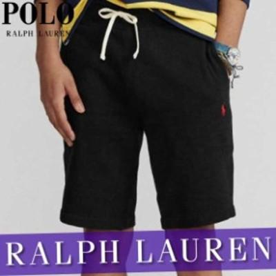ポロ ラルフローレン スウェット ハーフパンツ ショート 短パン メンズ 刺繍ロゴ 無地 ボトムス 半ズボン 新作 RL