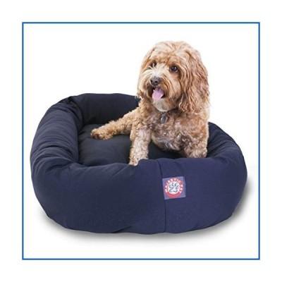 <新品>32 inch Blue Bagel Dog Bed By Majestic Pet Products by Majestic Pet<並行輸入品>