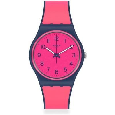 [スウォッチ] 腕時計 PINK GUM GN264
