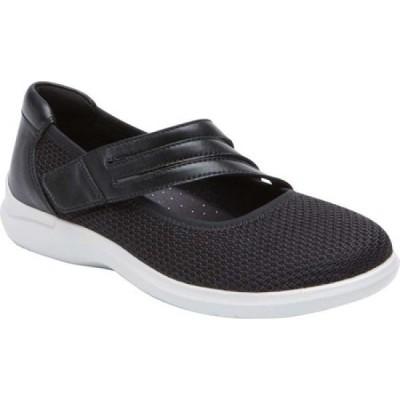 アラヴォン Aravon レディース シューズ・靴 PC Mary Jane Black Knit