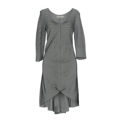 リビアナ コンティ LIVIANA CONTI ミニワンピース&ドレス ブラック M ナイロン 56% / レーヨン 40% / ポリウレタン® 4