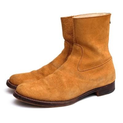 wjk ダブルジェイケイ ブーツ 8020 bt01 BACK ZIP TYPE-S21 バックジップブーツ バケッタレザー original vaqueta leather C-DIEMモデル