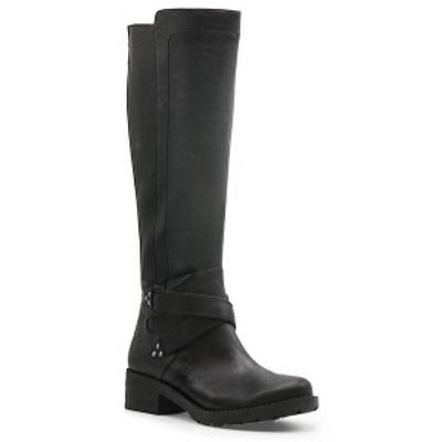 ムーチーズ トゥーチーズ レディース ブーツ&レインブーツ シューズ Women's Darren Regular Calf Boot Black