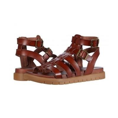 MIA エムアイエー レディース 女性用 シューズ 靴 サンダル Annie - Cognac