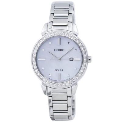 【送料無料】セイコー SEIKO レディース腕時計 海外モデル SOLAR ソーラー SUT327P1