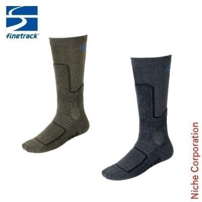 ファイントラック finetrack メリノスピン ソックス EXPロング ( ユニセックス ) 登山 靴下