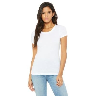ユニセックス 衣類 トップス Bella + Canvas Ladies' Triblend Short-Sleeve T-Shirt - B8413 Tシャツ