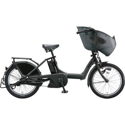 送料無料 ブリヂストン 電動アシスト自転車 bikke POLAR e BP0C40 EXBKダ-クGR