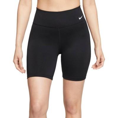 ナイキ Nike レディース ショートパンツ ボトムス・パンツ One 7'' Shorts Black