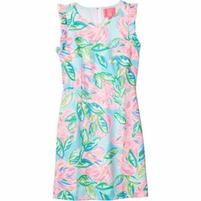 リリーピュリッツァー Lilly Pulitzer レディース ワンピース シフトドレス ワンピース・ドレス Carmelisa Shift Dress Multi Totally Bl