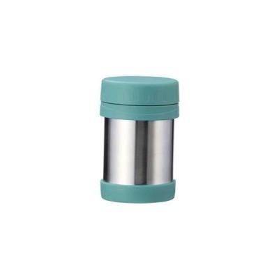 スープの持ち運びに便利 マイ保冷温ランチポット360ml (ブルー)