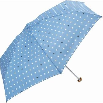 日傘雨傘 服飾雑貨 傘 日用品 ファッション 雨傘 折傘 ユースフル スター ミニ 超撥水 UVカット 通勤 通学 おしゃれ