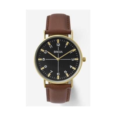 ブレダ BREDA 腕時計 Belmont (ベルモント) ゴールド/ブラック 1646b