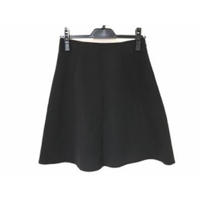 マルティニーク martinique スカート サイズ1 S レディース 黒【還元祭対象】【中古】
