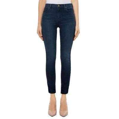 ジェイブランド レディース デニムパンツ ボトムス Alana High-Rise Crop Skinny Jeans
