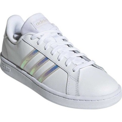 アディダス スニーカー シューズ レディース Grand Court Sneaker (Women's) FTWR White/Alumina/Alumina