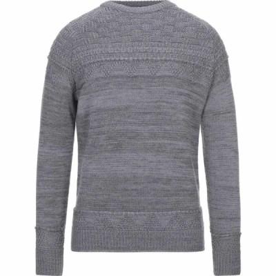 ロベルトコリーナ ROBERTO COLLINA メンズ ニット・セーター トップス sweater Grey
