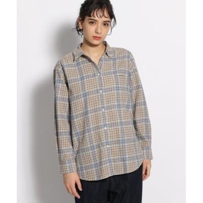 niko and... / 40ビエラベーシックシャツ WOMEN トップス > シャツ/ブラウス