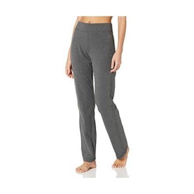 Danskin Women's Plus SizeDanskin Sleek Fit Yoga Pant, Charcoal, 2X並行輸入品