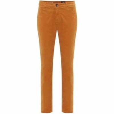 エージージーンズ AG Jeans レディース スキニー・スリム ボトムス・パンツ The Caden corduroy slim pants Richie Gold
