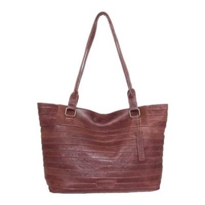 ニノボッシ 財布 アクセサリー レディース Kalia Tote (Women's) Chestnut Leather