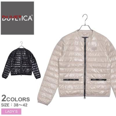デュベティカ ダウンジャケット レディース ナオスドゥエ DUVETICA D5030011S01-1035R ブラック 黒 アウター ダウン 防寒
