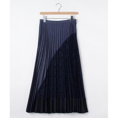 OFF PRICE STORE(Women)(オフプライスストア(ウィメン)) JILLSTUARTフロントレース切替プリーツスカート