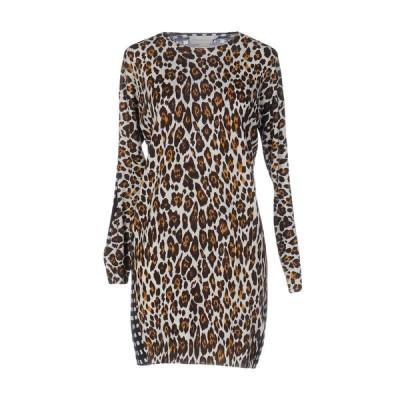 STELLA McCARTNEY チューブドレス  レディースファッション  ドレス、ブライダル  パーティドレス ダークブラウン