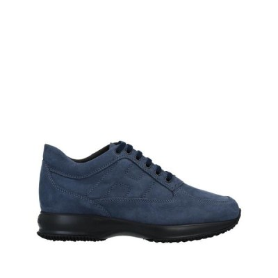 HOGAN ホーガン スニーカー  メンズファッション  メンズシューズ、紳士靴  スニーカー ブルーグレー