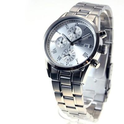 店内ポイント最大26倍!スイスミリタリー 腕時計 メンズ クロノグラフ ML347 SWISS MILITARY
