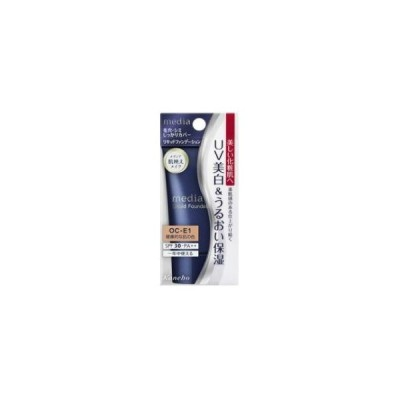 メディア リキッドファンデーションUV(OC-E1)健康的な肌の色 カネボウ 返品種別A