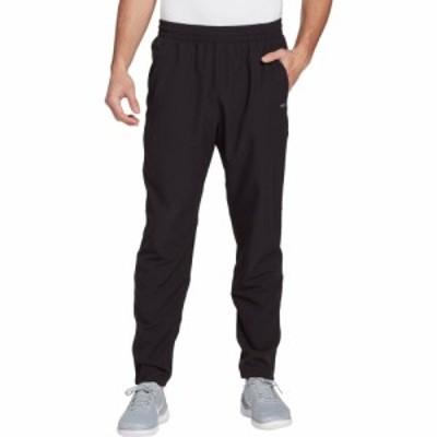 DSG メンズ ランニング・ウォーキング ボトムス・パンツ Woven Running Pants Pure Black