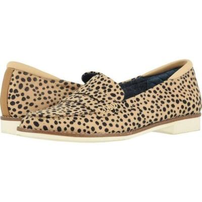 ドクター ショール Dr. Scholl's レディース ローファー・オックスフォード シューズ・靴 Cypress Tan/Black Leopard
