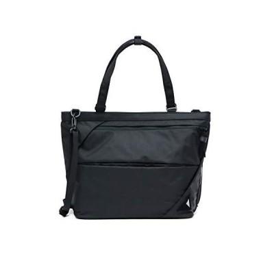 [ヌンク]nunc ユースフルトートバッグ Useful Tote Bag 2WAY トートバッグ NN012010 ブラック