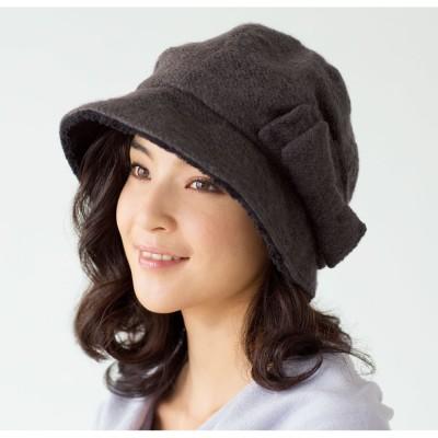蓄熱素材のたためるすっぴん隠し帽子 ベージュ