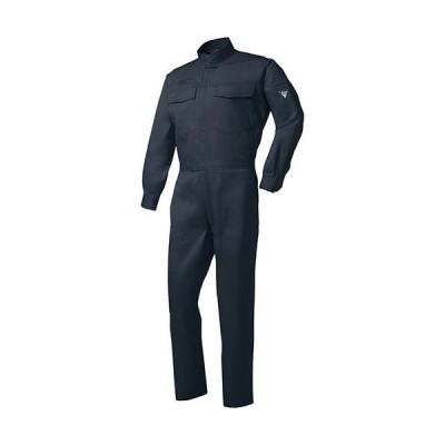 ジーベック(XEBEC) ハイブリッドつなぎ 25/チャコールグレー 1268 作業服 作業着 ワークウエア ワークウェア メンズ レディース