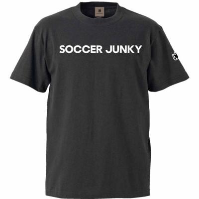 soccer junky Tシャツ / BasicSJ+9(チャコール)